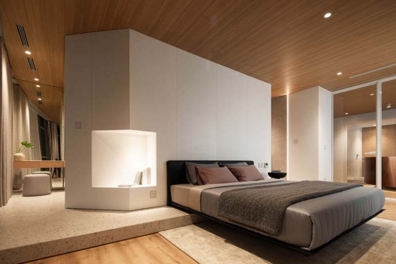 2415ew modern warm interieur vietnam