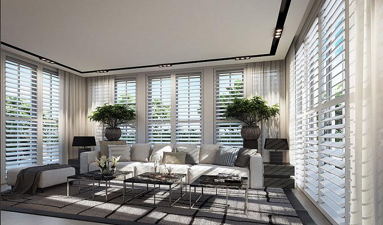 luxe woonkamer inrichten – artsmedia, Deco ideeën