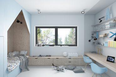 3d-ontwerpen-mooie-babyblauwe-kinderkamer