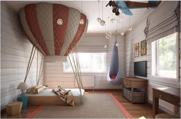 Kinderkamer Delen  Tweeling ledikant in om te bouwen tot bedden kinderkamers  Saved with style