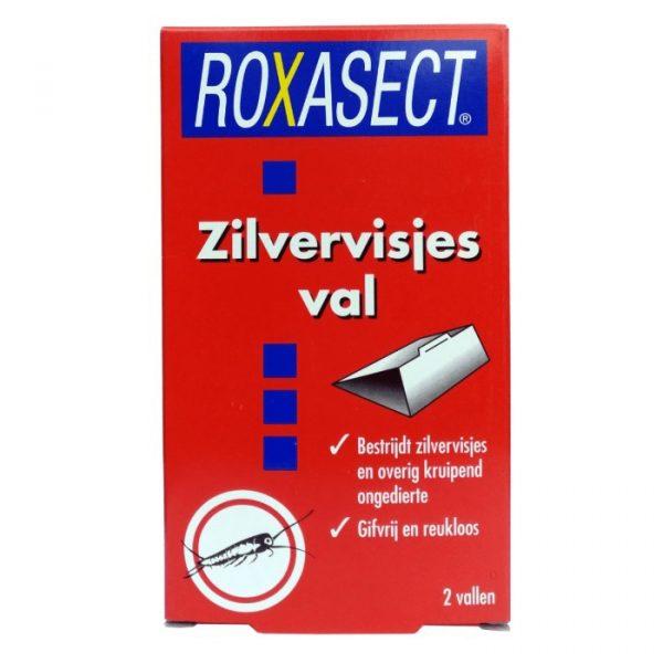 Roxasect Zilvervisjesval