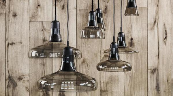 Brokis Shadows serie hanglampen