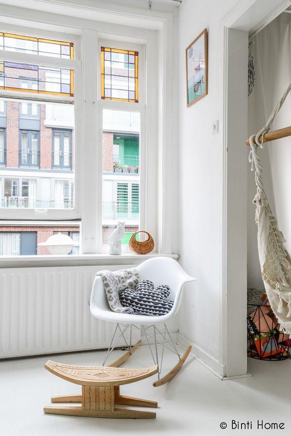 Esthetische woning in Amsterdam