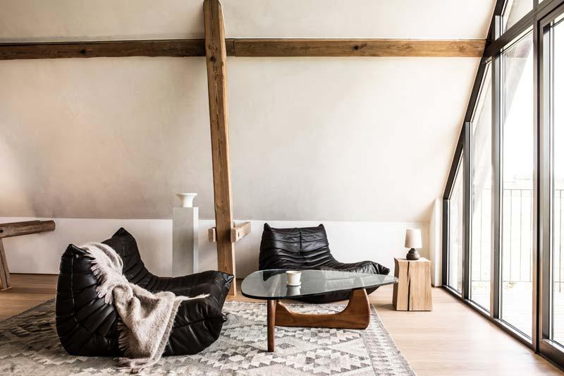 TypeO Loft togo ligne roset fauteuils woonkamer