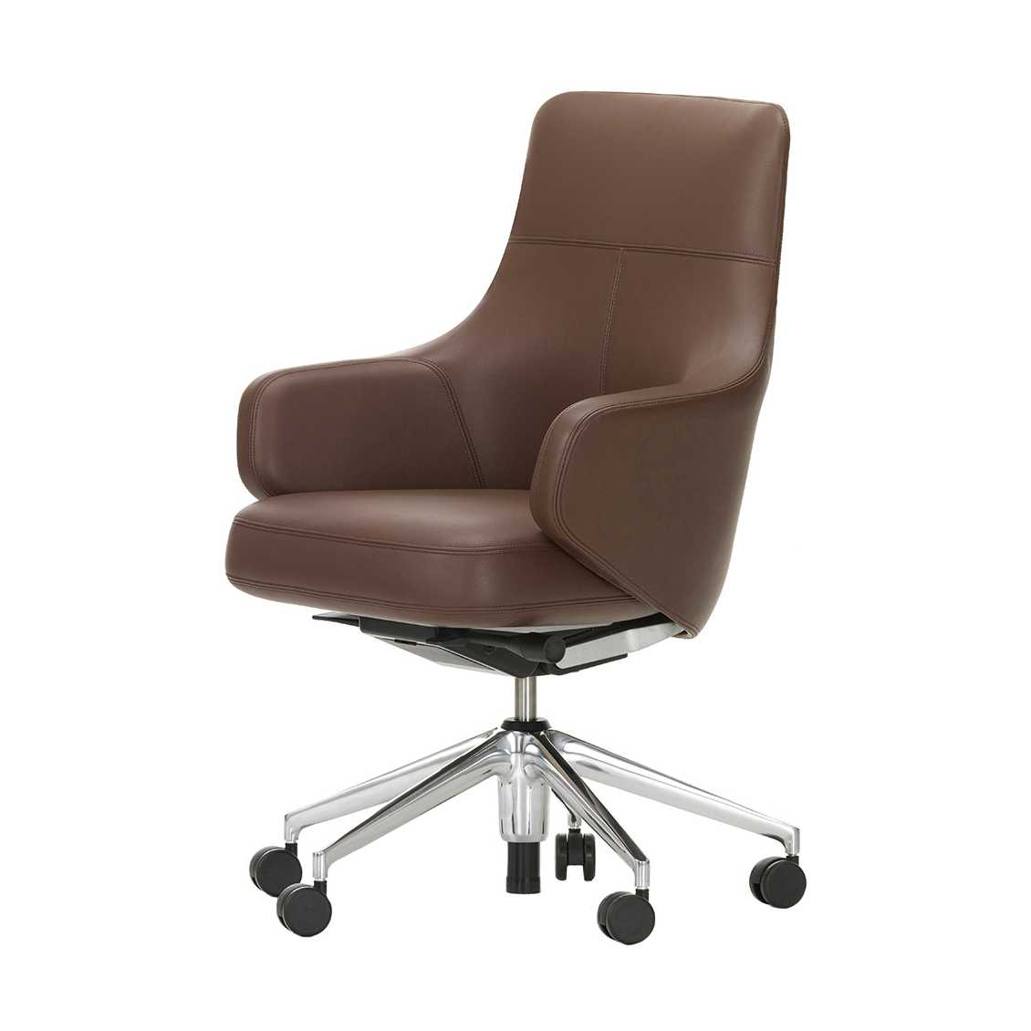 Vitra Grand Executive Lowback Bureaustoel