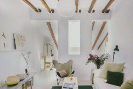 Authentieke houten balken