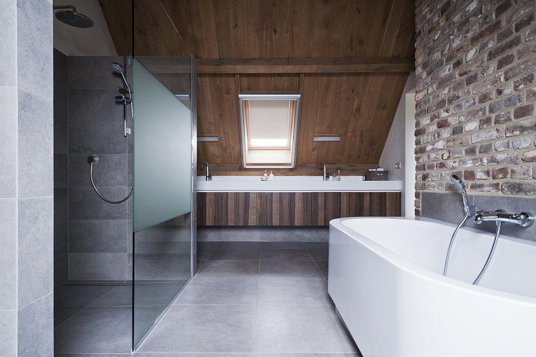 Op maat gemaakte badkamermeubel