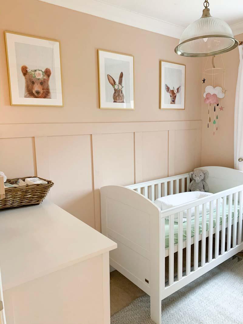 babykamer inspiratie kleine babykamer