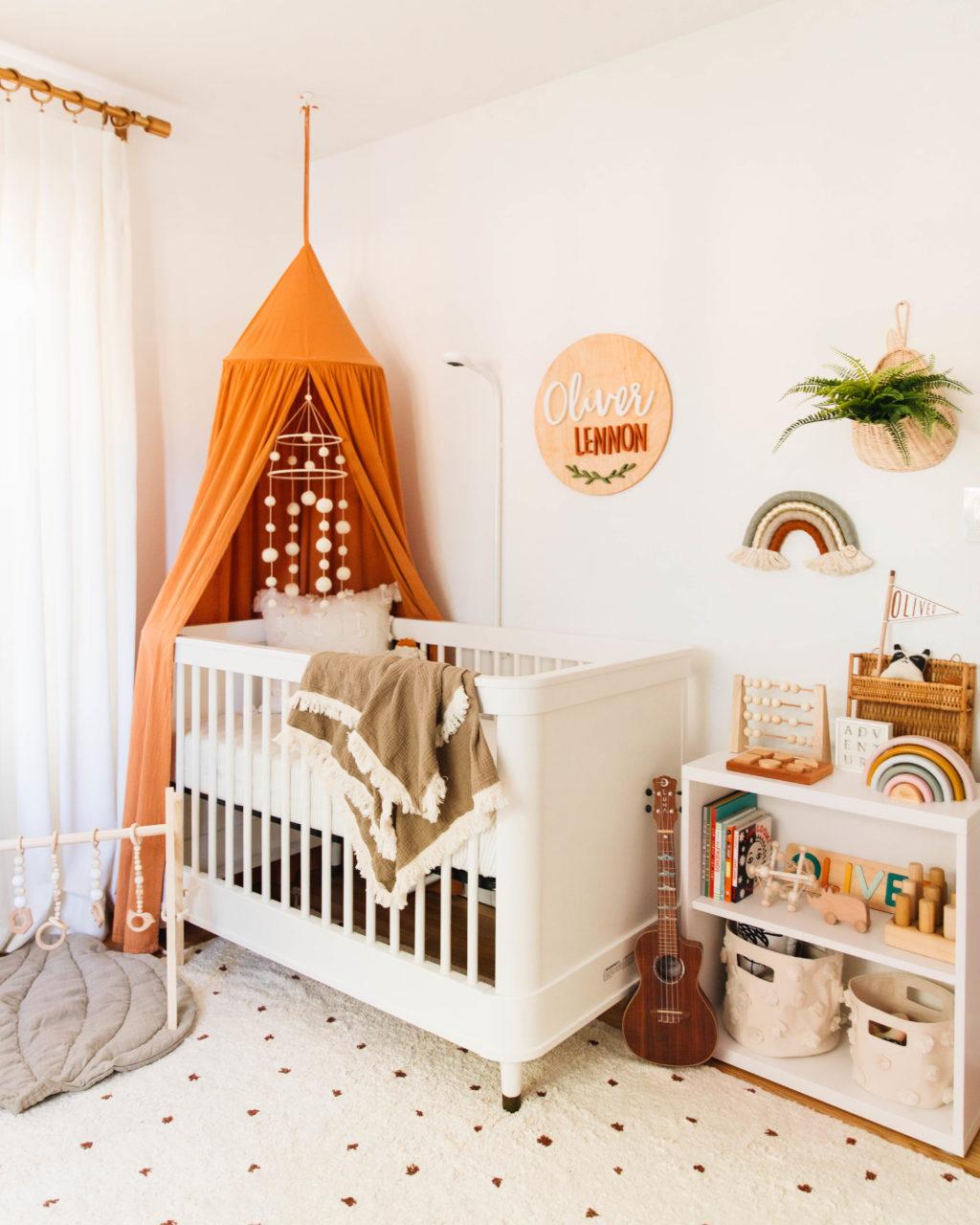 babykamer inspiratie neutraal woenstijn