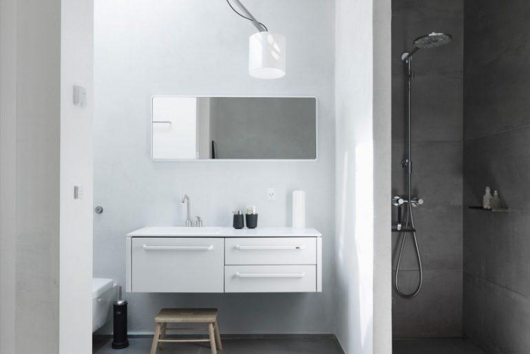 Badkamer Accessoires Vipp : Badkamer van chief designer van vipp homease