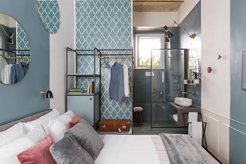 Badkamer ensuite als een luxe hotel