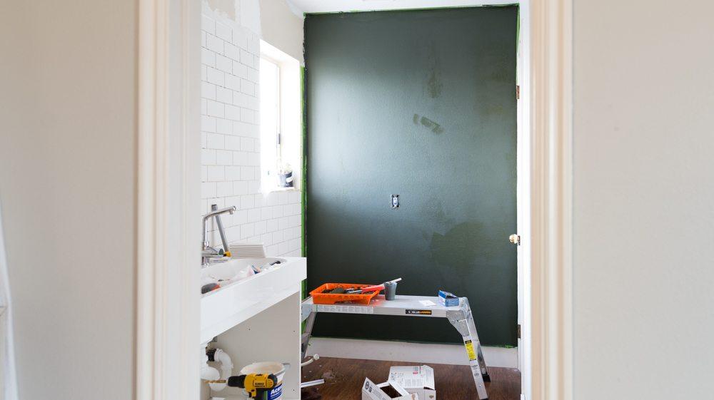 Badkamer makeover laag budget