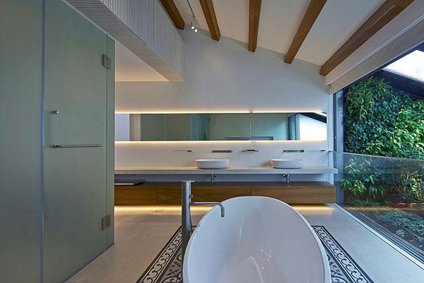 Badkamer ontwerp door ong&ong homease