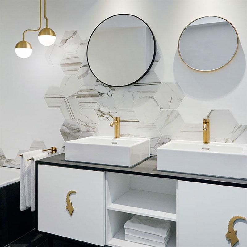 badkamertrends 2020 gouden kraan