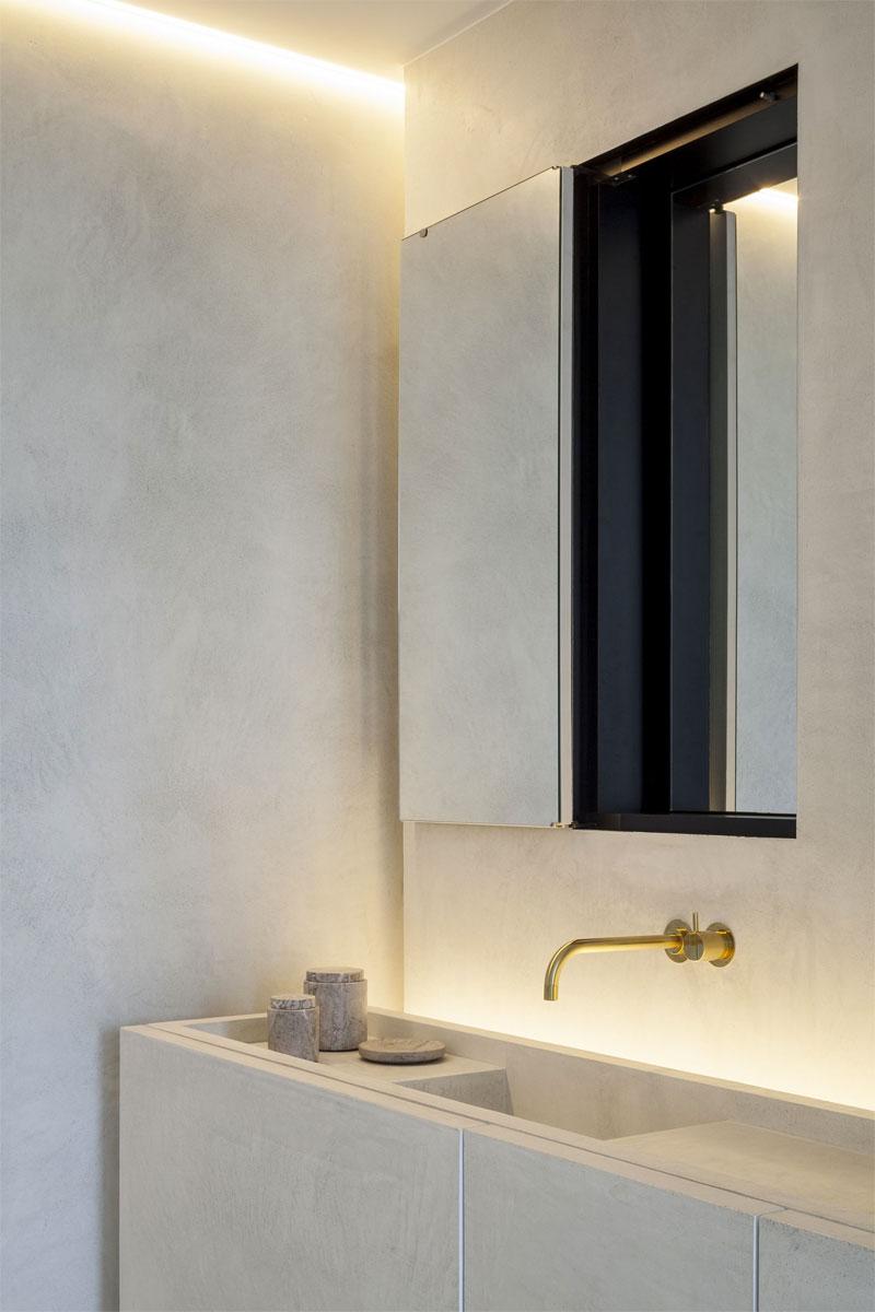badkamertrends 2020 verborgen verlichting