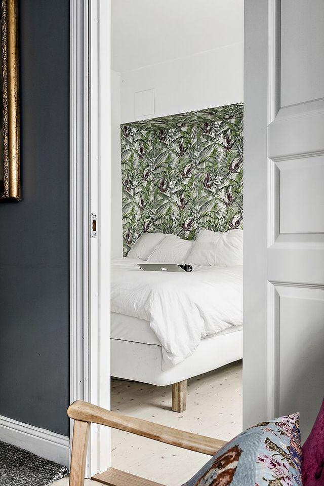 bed-in-nis-slaapkamer