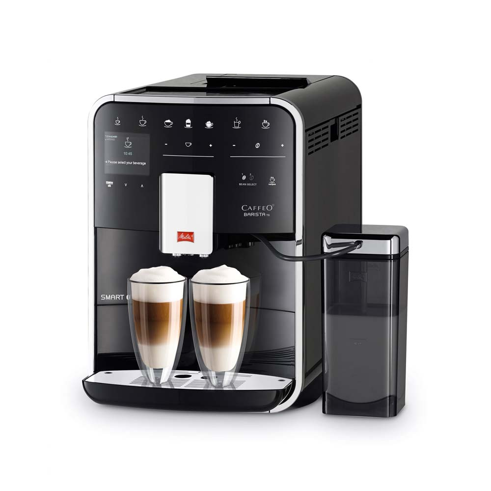Beste koffiemachine Melitta Caffeo Barista TS Smart