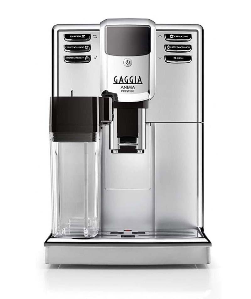 beste koffiemachine thuis Gaggia anima