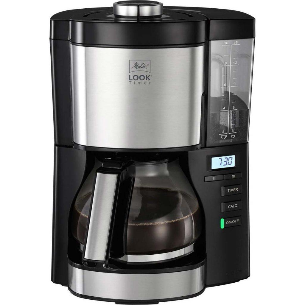 beste koffiemachine thuis Melitta Look Timer