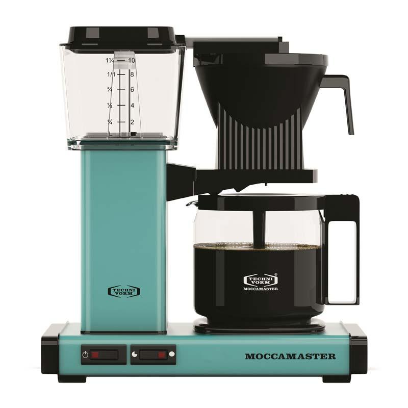 Beste koffiemachine thuis Technivorm Moccamaster KBG741