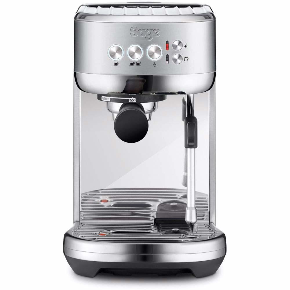 beste koffiemachine thuis sage bambino plus