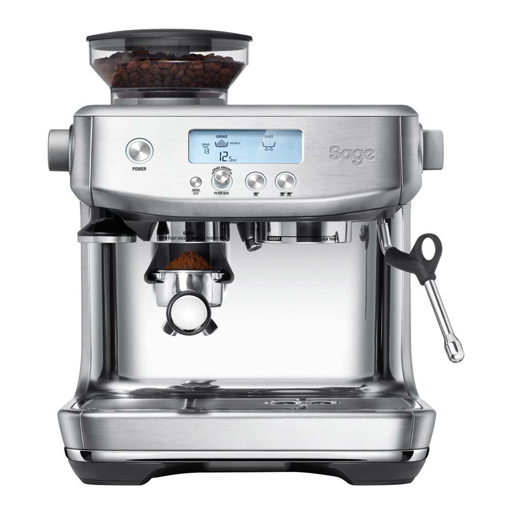 beste koffiemachine thuis sage barista pro