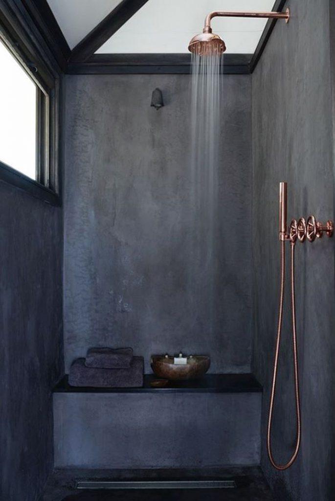 beton-cire-grijze-badkamer