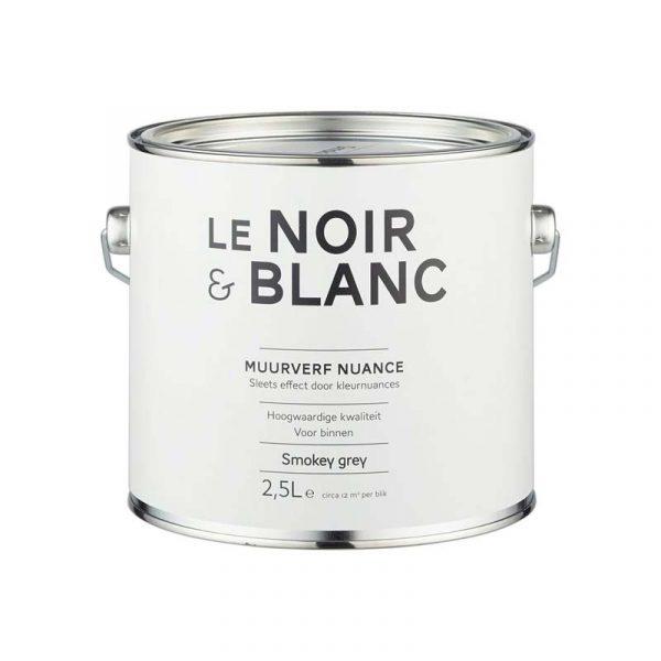 Karwei Le Noir & Blanc smokey grey