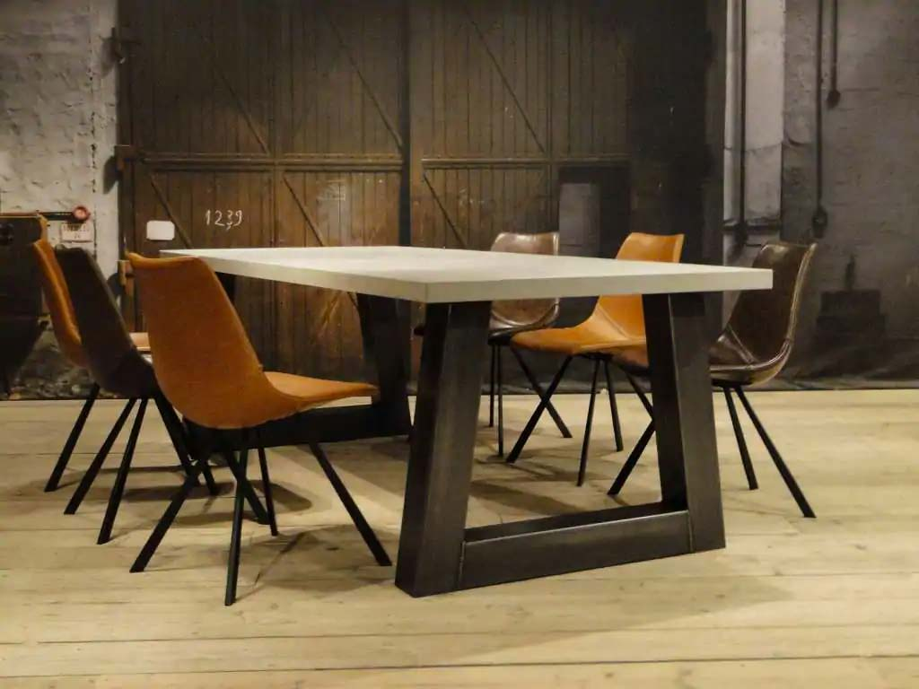 betonnen tafel Pontedra
