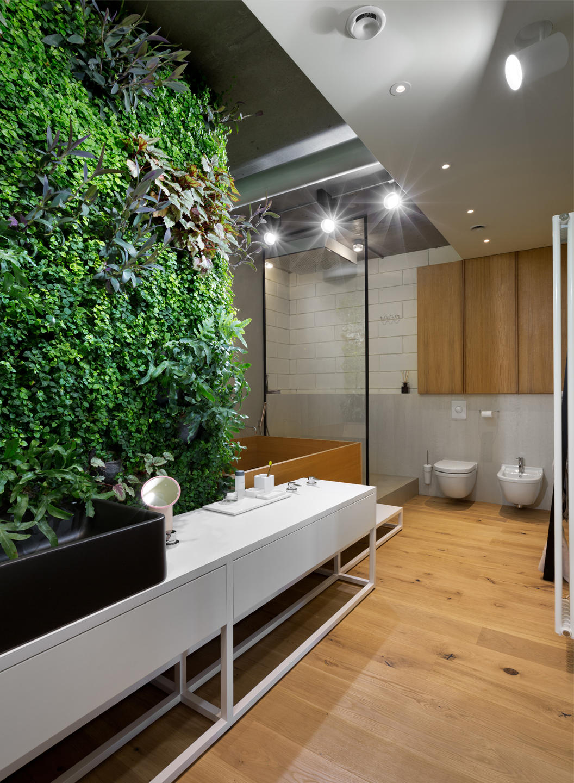 Bijzondere loft badkamer | HOMEASE