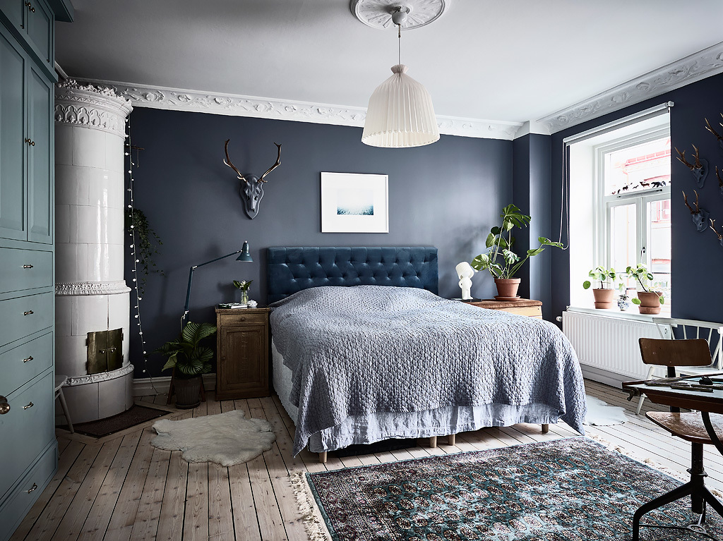 Achterwand Voor Slaapkamer : Slaapkamer make over u house proud styling interieur
