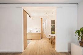 Binnenkijken in het super mooi verbouwde appartement van Alain