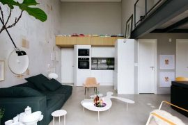 binnenkijken stoere appartement architect nildo jose