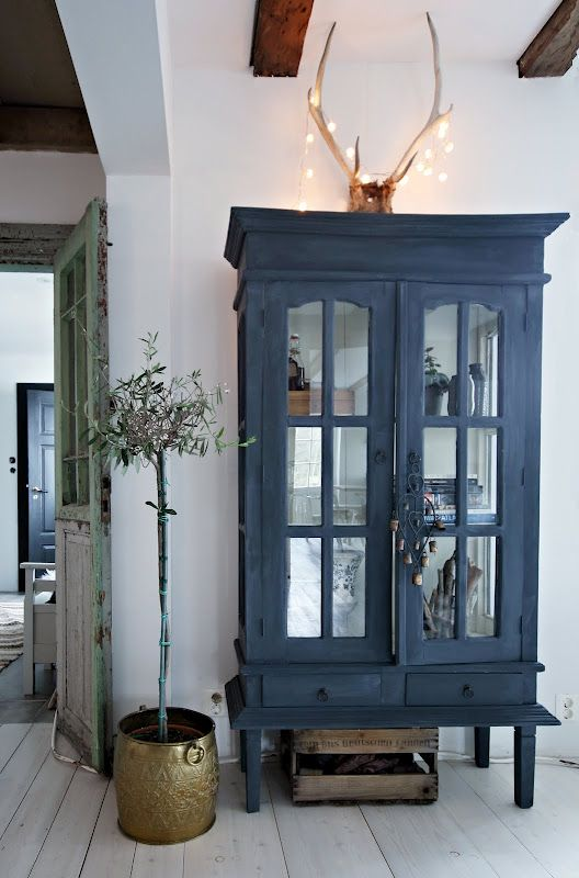 10x Blauw in interieur | HOMEASE
