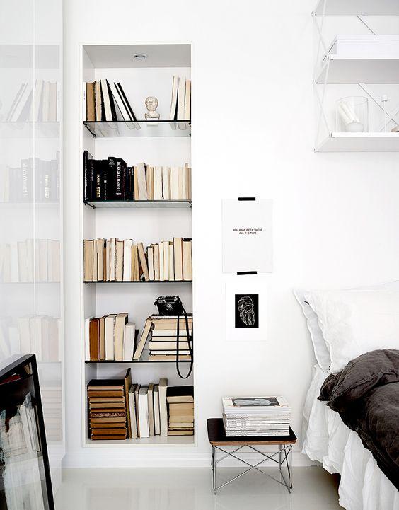 Boeken omdraaien