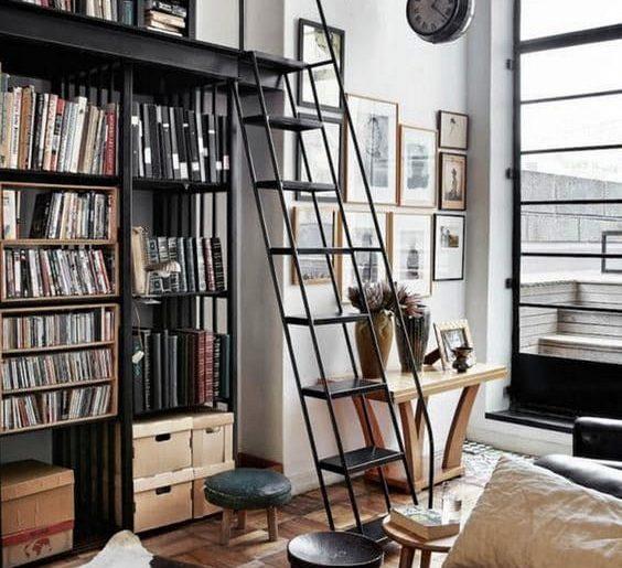 15x Boekenkast in de woonkamer | HOMEASE