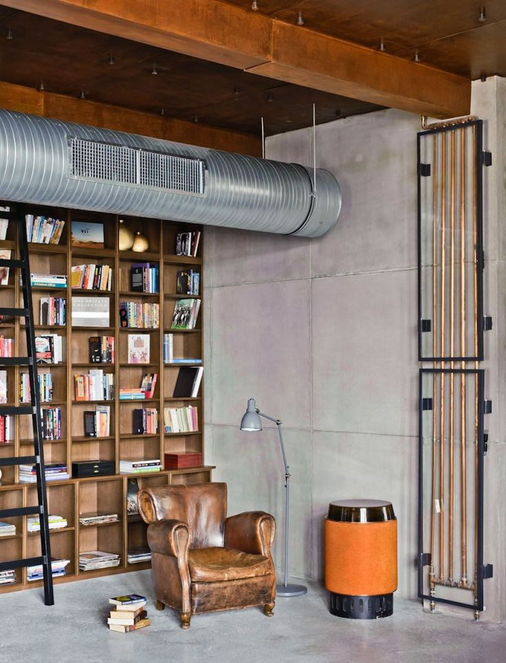 10x ladder voor de boekenkast