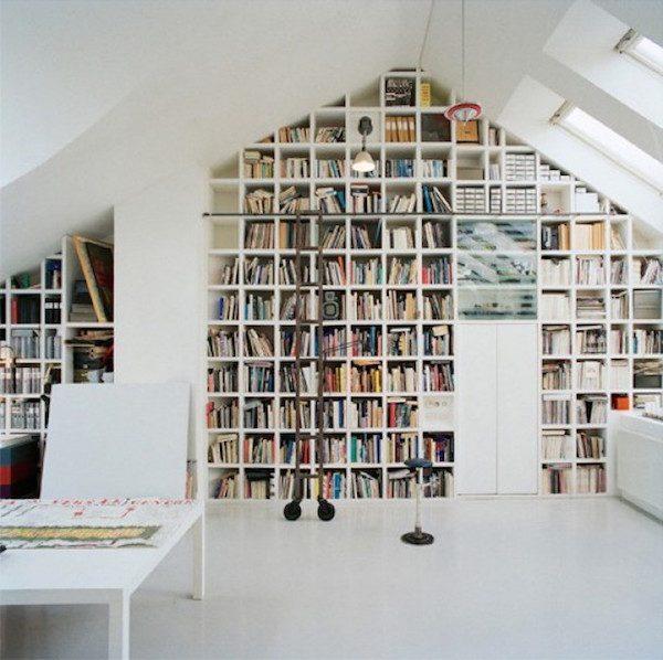 boekenkast op maat