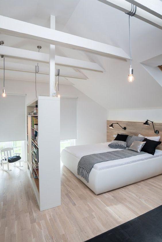 boekenkast-scheidingswand-slaapkamer
