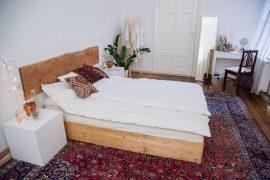 Bohemien slaapkamer metamorfose