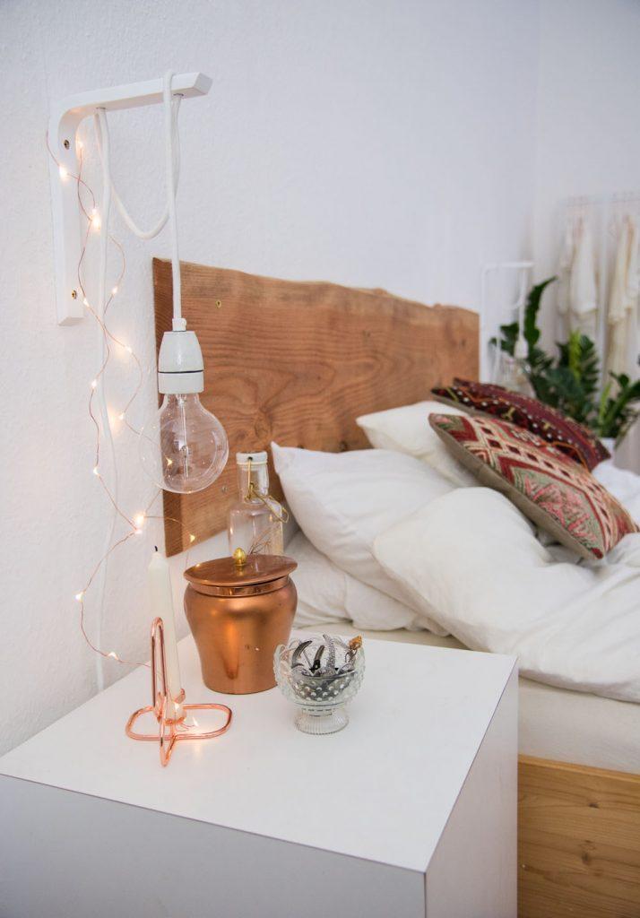 Bohemian slaapkamer metamorfose