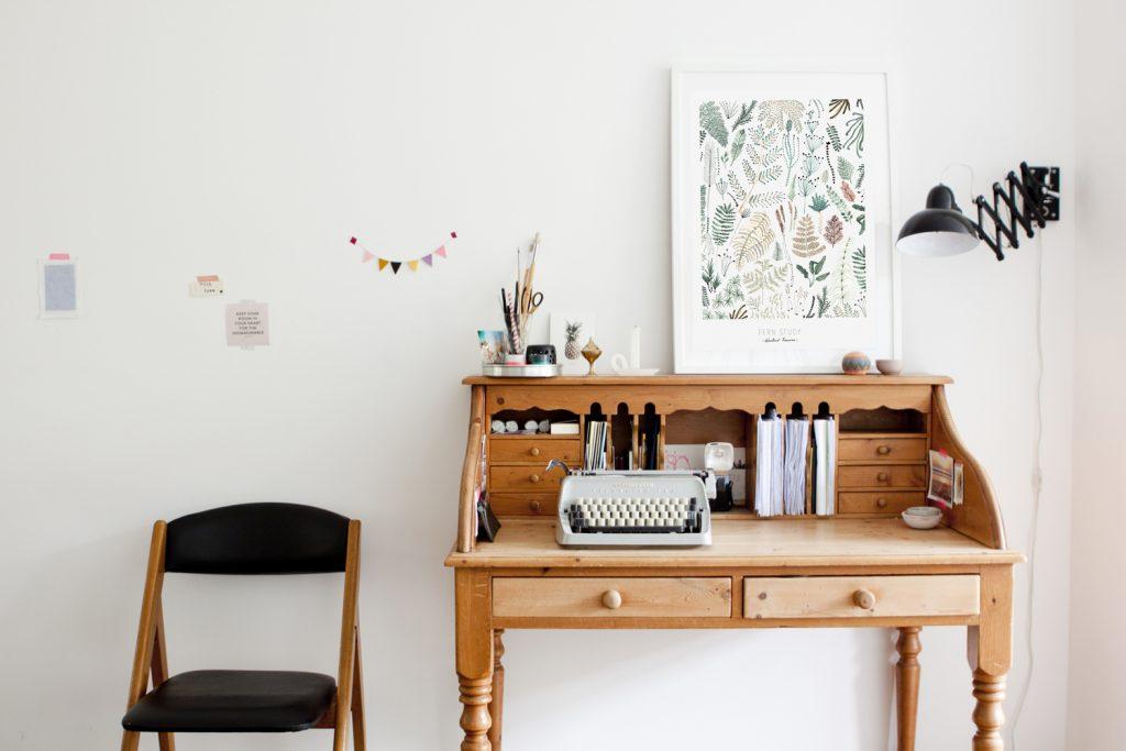 botanische-prints-muur