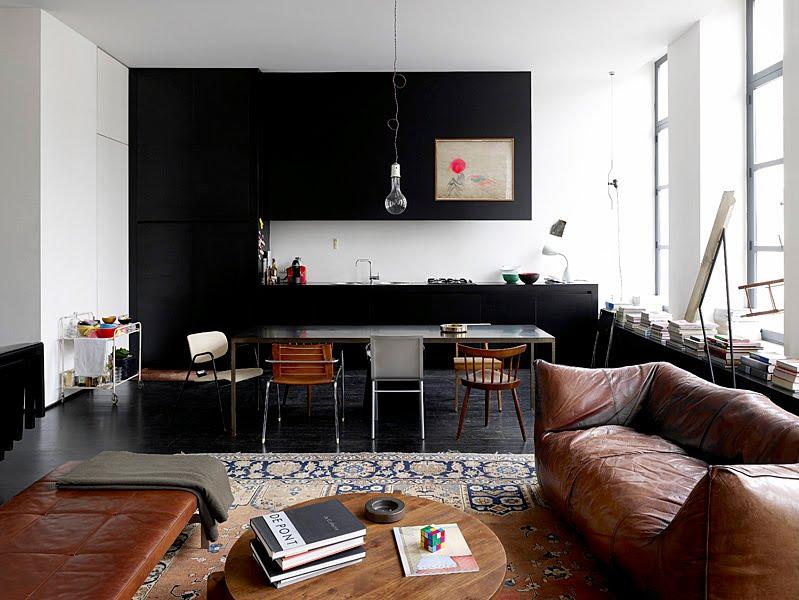 Cognac Bank Combineren. Best Voor Cognac Lederen Sofa Met Chaise ...