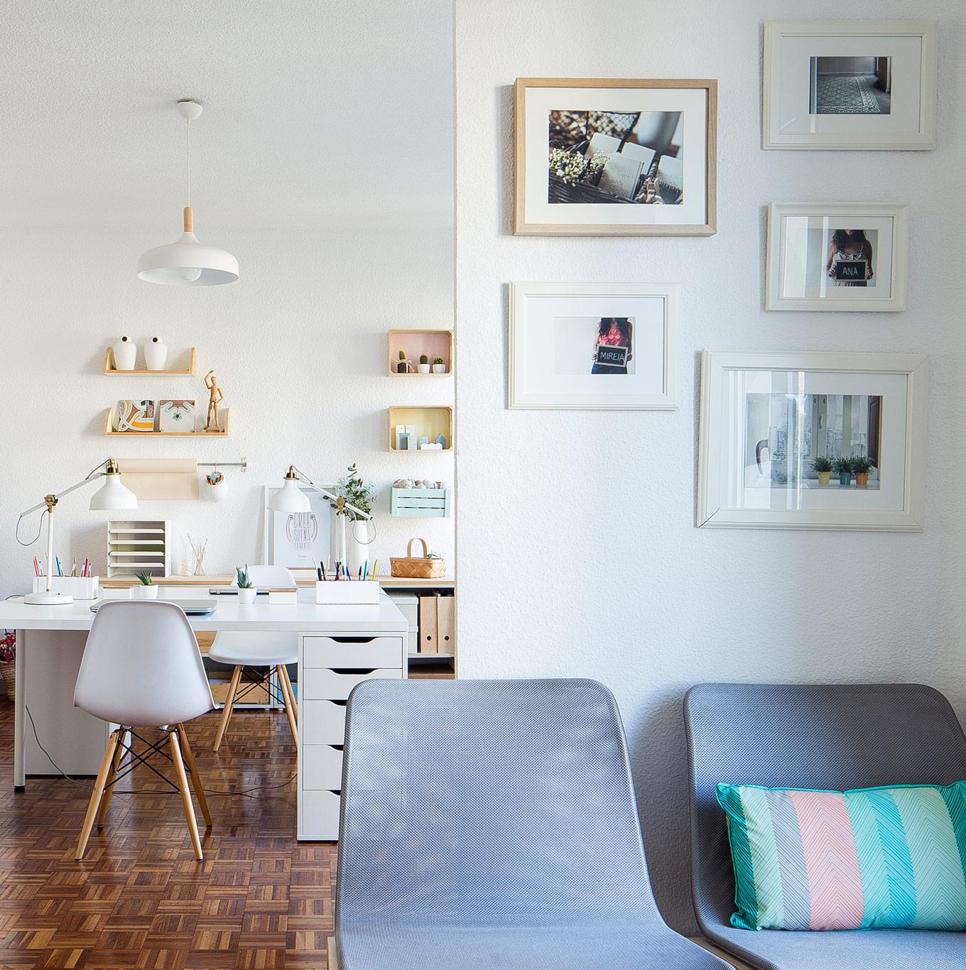 Het budgetproof kantoor van architecten Ana Soler en Mireia Alepuz