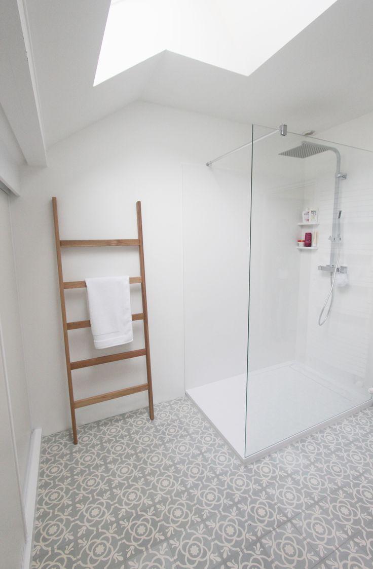 20170407 192244 cementtegels badkamer - Tapijten ikea hal ...