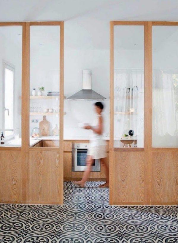 cementtegels keuken