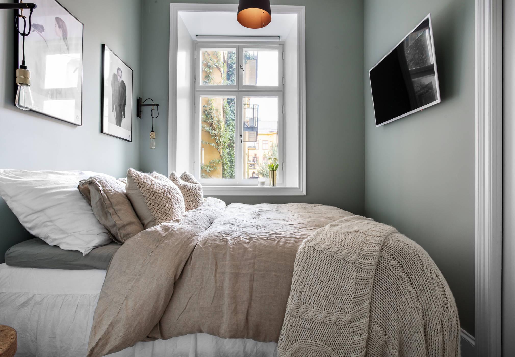 Dit charmante appartement in het centrum van Stockholm is een mustsee!