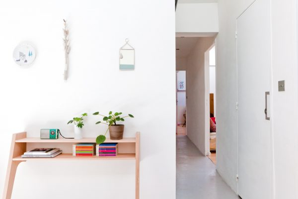 Creatief huis van ontwerpster Caroline Gomez