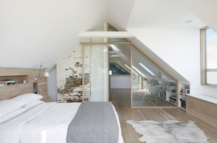dakkapel ideeën slaapkamer