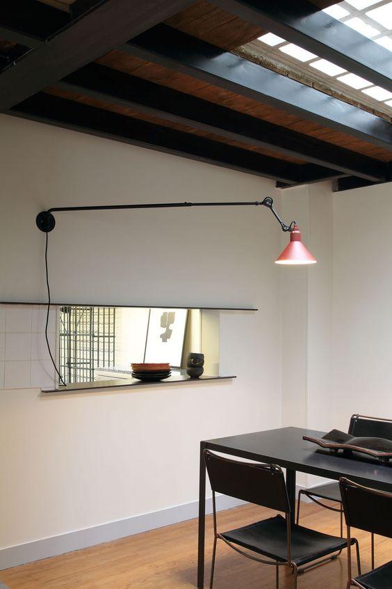 Dcw éditions Lampe gras wandlamp